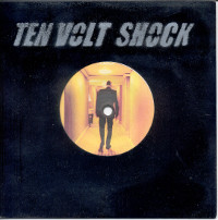 "TEN VOLT SHOCK the incident 7"" X Mist Records 2002"